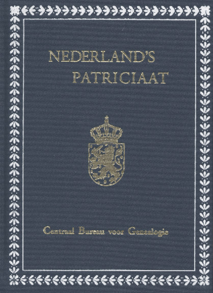 Nederlands Patriciaat.